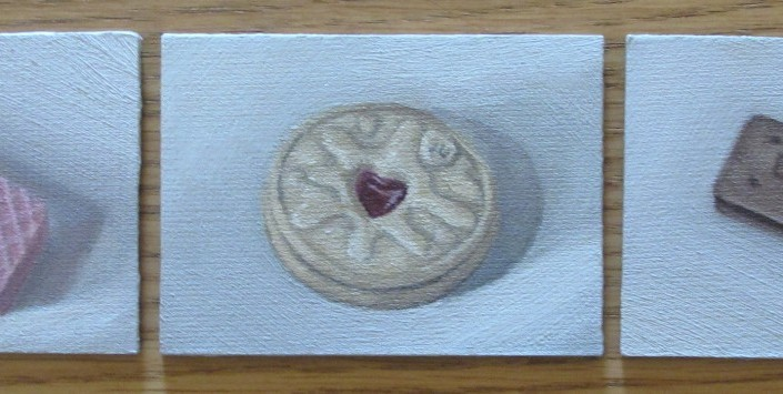 Biscuits Paintings