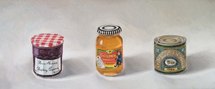 Jam, Marmalade and Syrup 2015