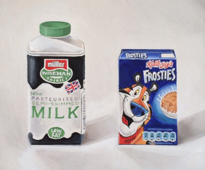 Milk and Cereal 2015