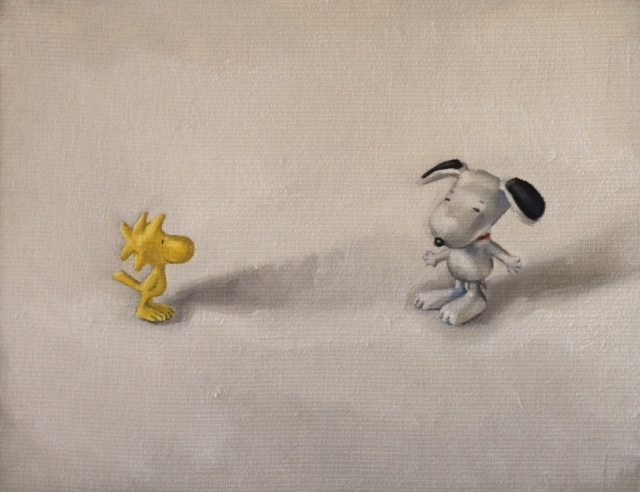 Snoopy and Woodstock 2015