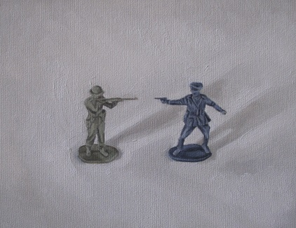 Toy Soldiers Paintings