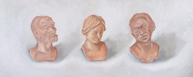 Three Heads 2014