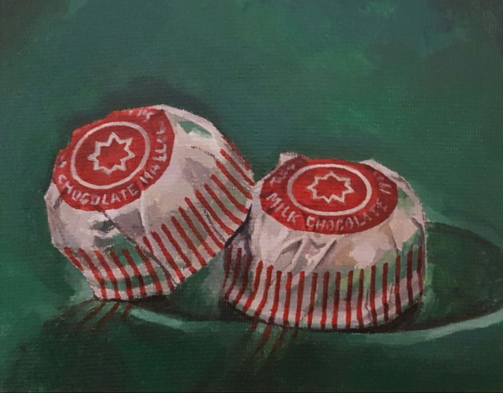 Two Tunnocks 2016