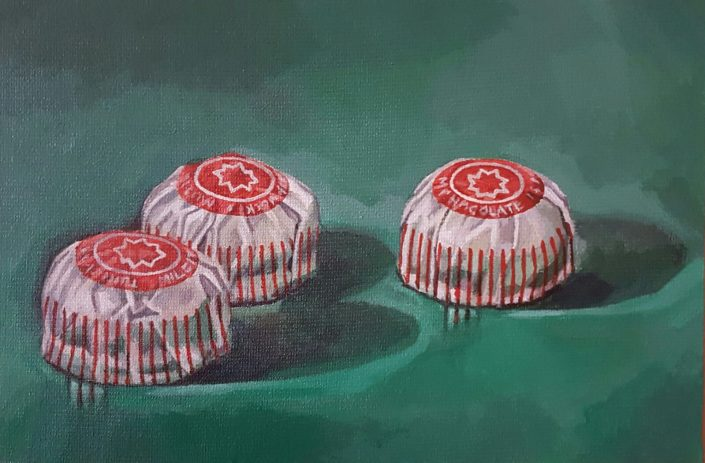 Three tunnocks, 2016