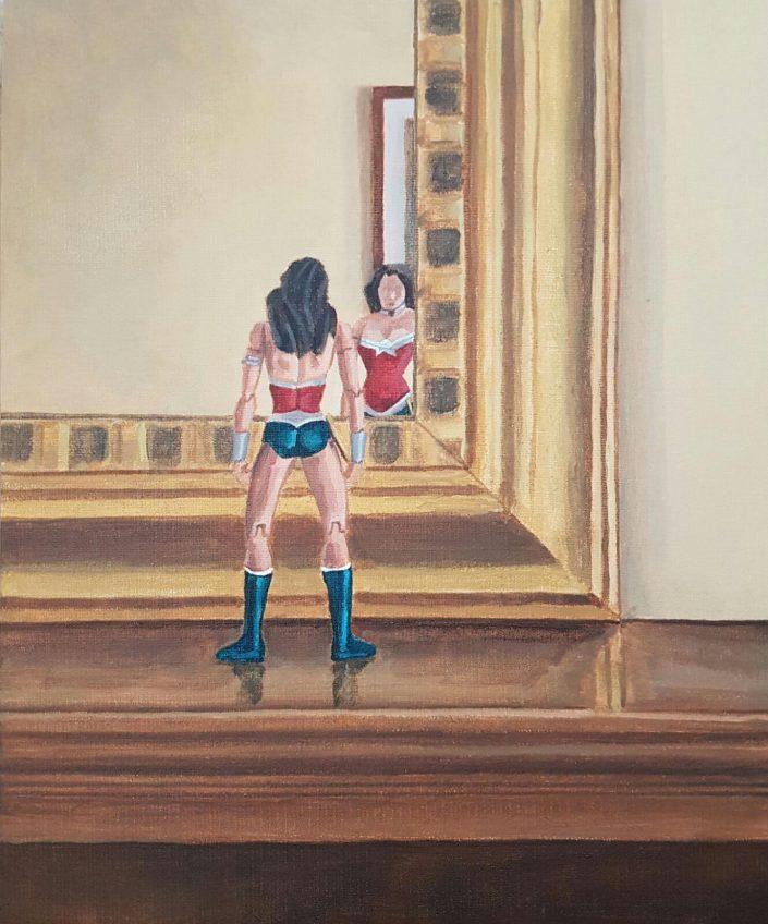 Wonderwoman 2016